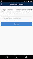 Screenshot of Mi Policía