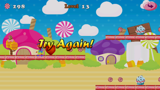 Candy Girl Candy Game screenshot 14
