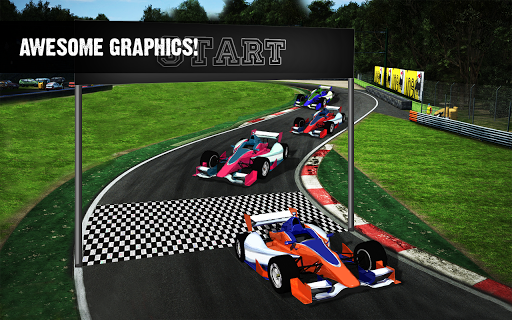 Code Triche Formula Racing Car Turbo Real Driving Jeux de cou APK MOD screenshots 1