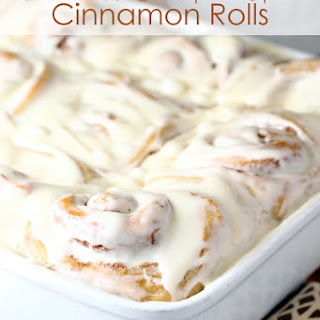 Cinnamon Roll Cake With Cake Mix Recipes