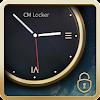 Tema CM Locker orologio