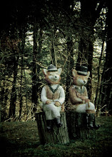 Photo: Creepy lawn ornaments Those of you of a certain age will remember George Harrison's All Things Must Pass album cover. This photo was inspired by that cover.  I shot this with a $25 plastic Holga lens to get the effect I was looking for. It's something a bit out of the ordinary for me, but it's something I've always wanted to try.  #365project curated by +Simon Kitcher and +Susan Porter