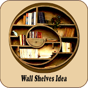 Wall Shelves Decorating Idea