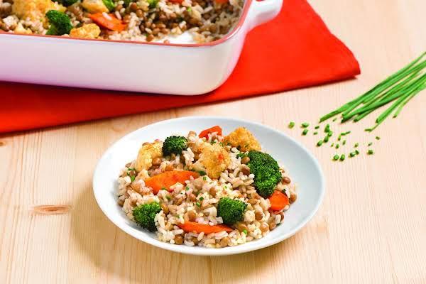 Roasted Vegetable Casserole Recipe