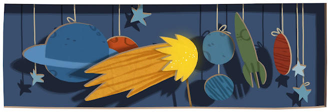Google Doodle for Edmond Halley's 355th Birthday, November 8, 2011 (old calendar).