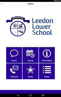 Leedon Lower School- screenshot thumbnail