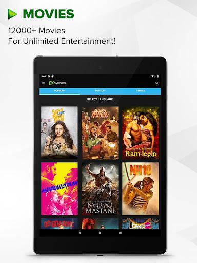 Eros Now - Watch online movies, Music & Originals screenshot 10