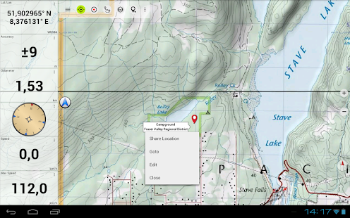 Canada Topo Maps Free- screenshot thumbnail