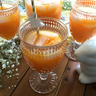 Carrot Clementine Pineapple Punch.