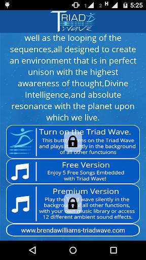 The Triad Wave