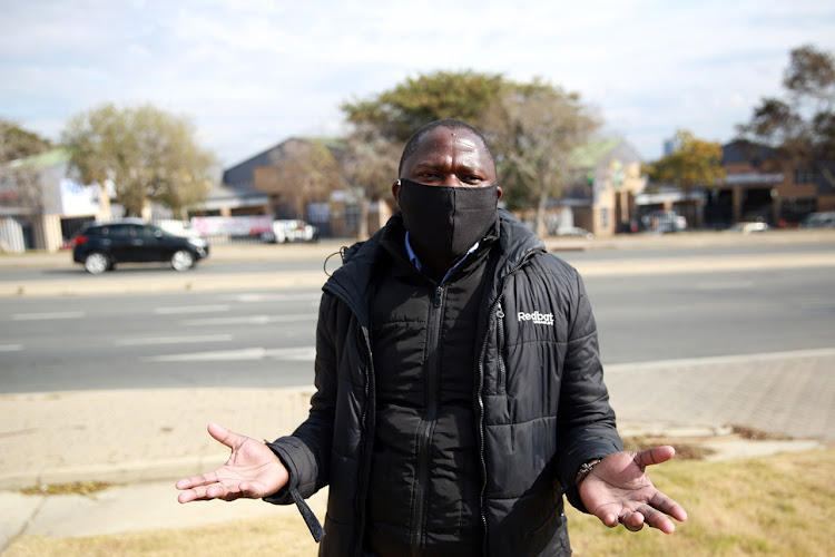 Thabiso Muvhango talks about the events that took place on the day he and Collins Khosa were 'assaulted' by members of the SANDF.