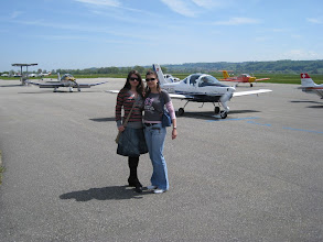Photo: We are in Grenchen - just as many others http://www.swiss-flight.net