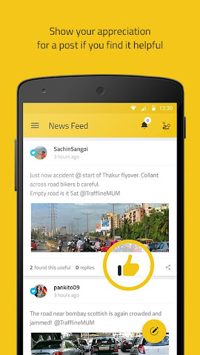 Traffline: Traffic & Parking screenshot 5