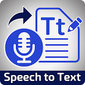 Speech to Text - Voice Typing in All Languages