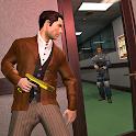 Escape Secret Agent 3D Game: Military Spy Mission icon