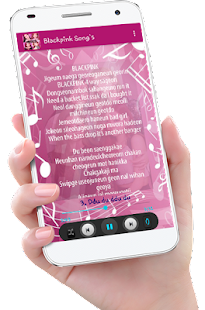 App Blackpink Song's plus Lyric APK for Windows Phone