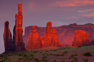 Photo: This is one of my favourite photographs from my Castles Made of Sand portfolio. I took about a dozen of shots within two or so minutes just before the sunsets. The shadows and lights play was simply amazing. Not two photographs were the same. For a while only the foreground was lit, then only the background and then... this one - only the formations in the middle were lit. Have a great weekend guys.  #PlusPhotoExtract #photography #potd #FineArtPls