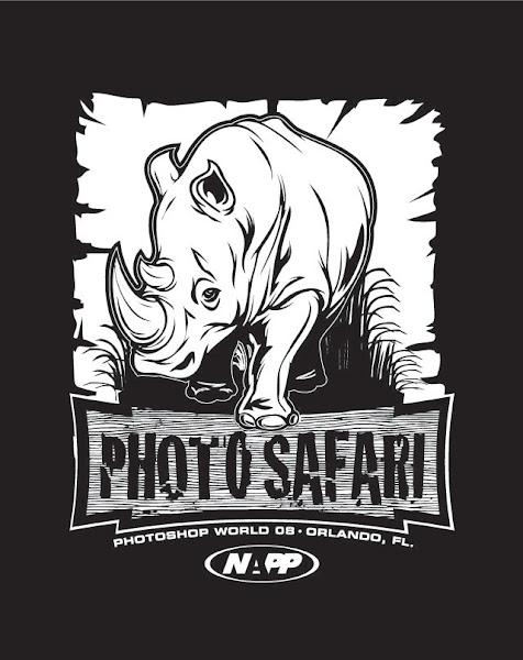 Photo: Artwork for event t-shirt
