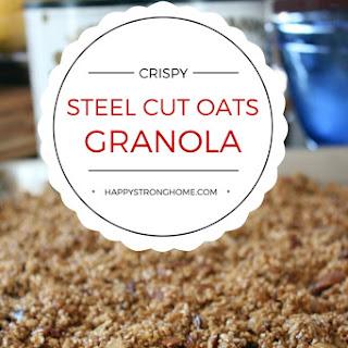 Steel Cut Oats Granola Recipes.