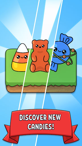 Merge Candy - Kawaii Idle Evolution Clicker Game 1.03 {cheat|hack|gameplay|apk mod|resources generator} 4
