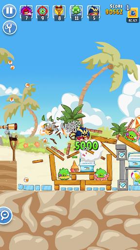 Angry Birds Friends  captures d'écran 6