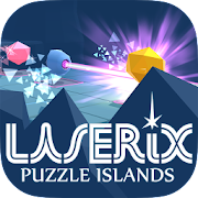 Download Game Laserix: Puzzle Islands APK Mod Free