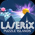 Laserix: Puzzle Islands icon