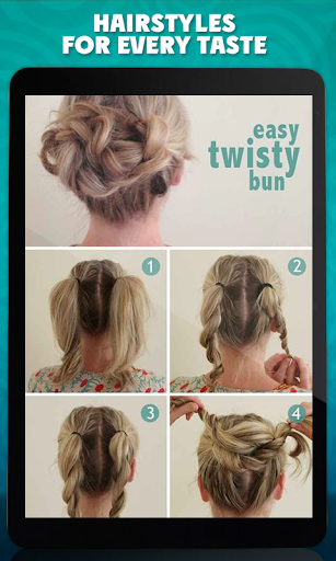 Guide Of Feminine Hairstyles