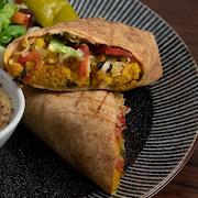 Chicken Biryani Wrap