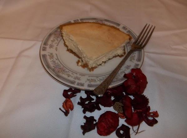 Key Lime Cheesecake (sallye) Recipe