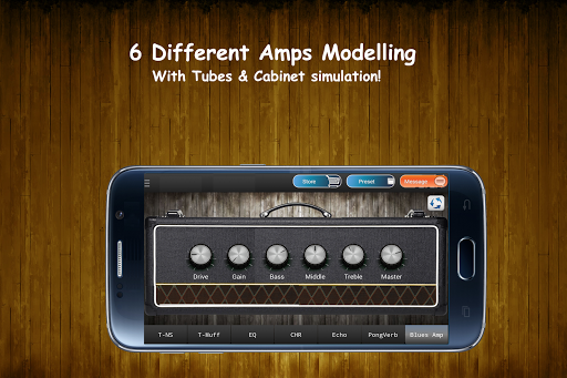 Guitar Amp & Guitar FX Pedals screenshot 8