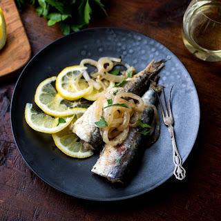 Sardines in Vinegar (Escabeche)