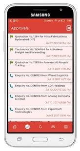 TUHUND Mobile App - náhled