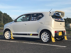 アルトワークス HA36S 4WD・5MTのカスタム事例画像 ゆずきらむさんの2018年09月14日16:50の投稿