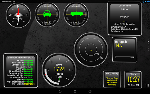 Screenshot for Torque Pro (OBD 2 & Car) in United States Play Store
