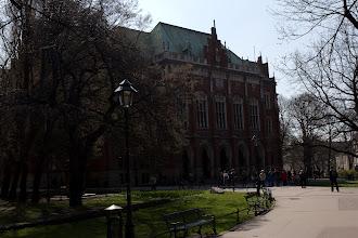 Photo: Hauptgebäude der Universität von Krakau