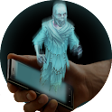 Ghost Hologram Detector Prank icon