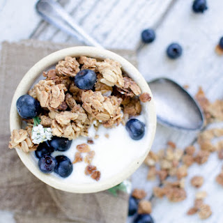 ~Oats & Honey Granola~.