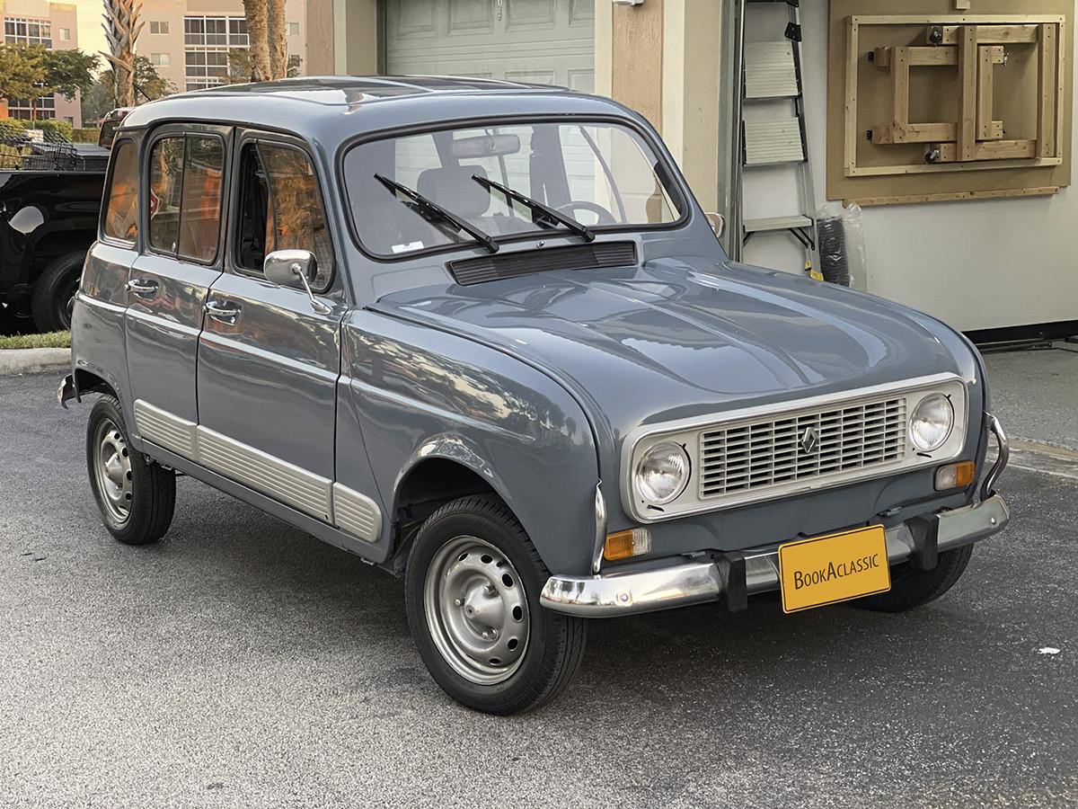 Renault R4 Hire Tamarac