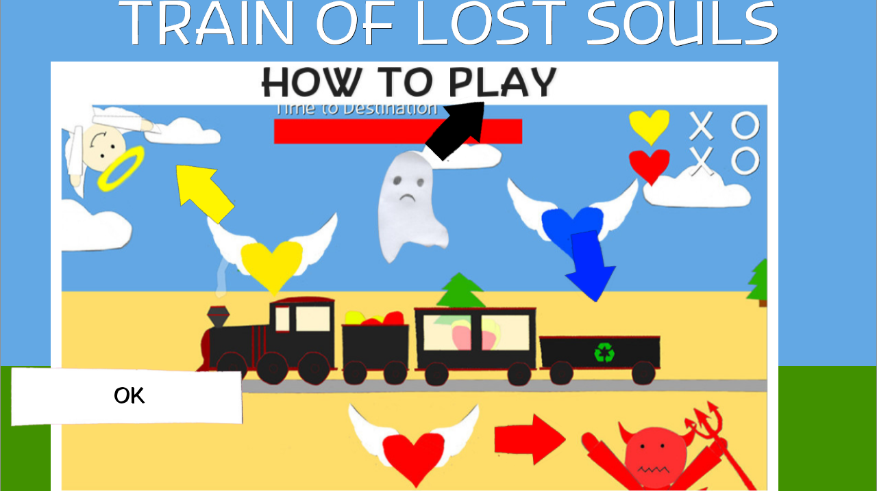 Train of Lost Souls- screenshot