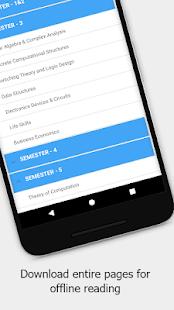 Studoob -The KTU Engineering Learning App - náhled