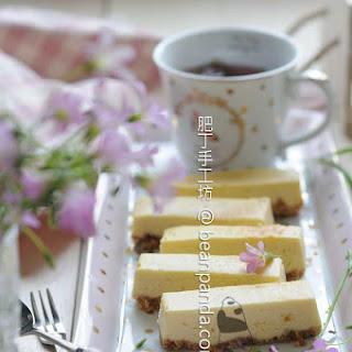 Cheesecake Bar Recipe