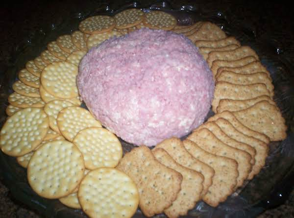 Ham And Cheese Ball Recipe