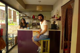 Photo: Youths from Ikinci Yeni cafe in Diyarbakir, 2014