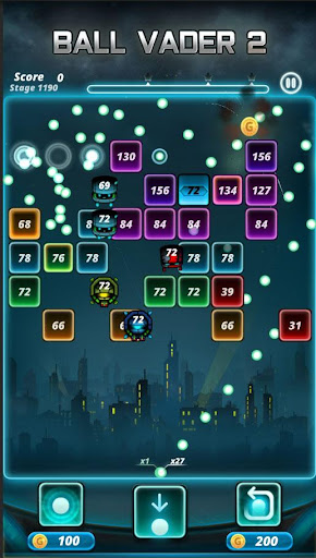 Brick puzzle master : Ball Vader2 1.3.63 screenshots 2