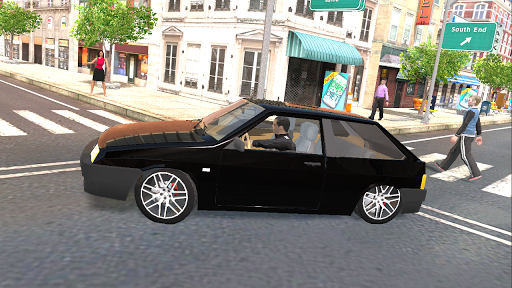 Car Simulator OG 2.50 APK MOD screenshots 1