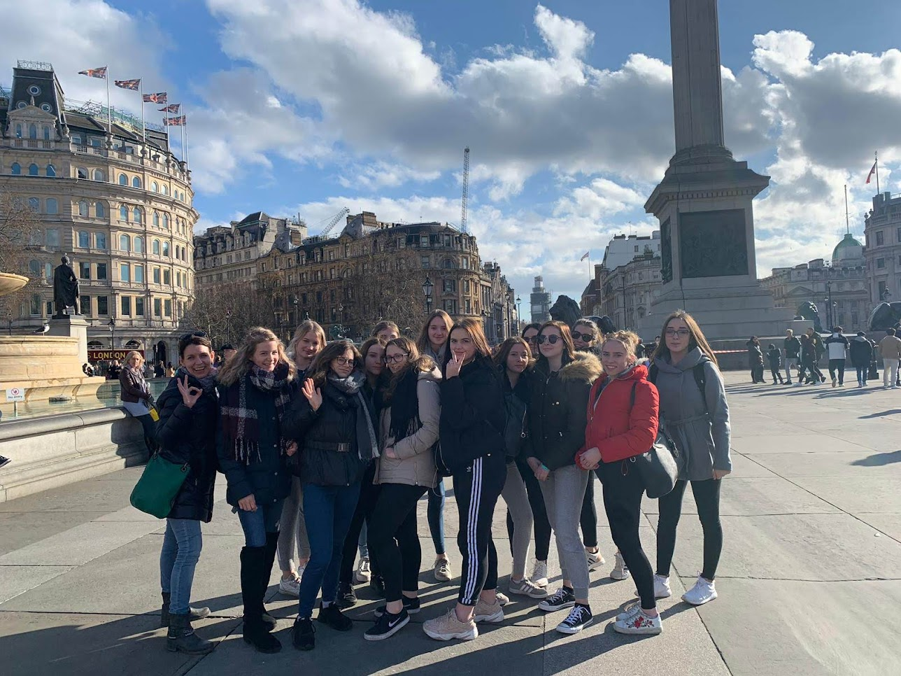 Sprachreise London 3DHL – Bericht