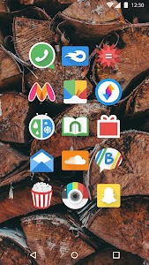 Mate UI - Material Icon Pack v1.17