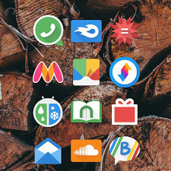Mate UI - Material Icon Pack v1.33