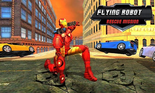 Flying Robot Rescue Mission - náhled